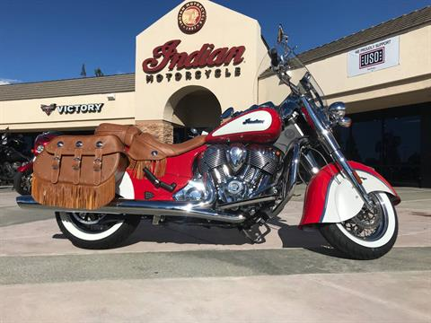 2019 Indian Chief® Vintage Icon Series in EL Cajon, California - Photo 1
