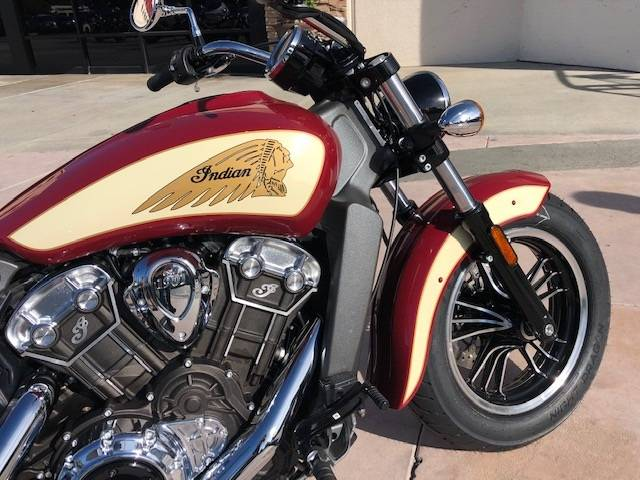 2020 Indian Scout® ABS in EL Cajon, California - Photo 20