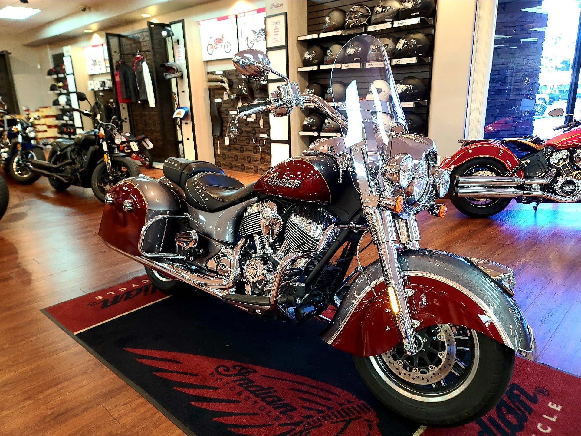 2017 Indian Springfield® in EL Cajon, California - Photo 1