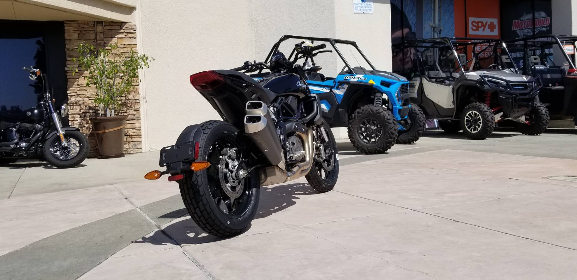 2019 Indian FTR™ 1200 in EL Cajon, California - Photo 20