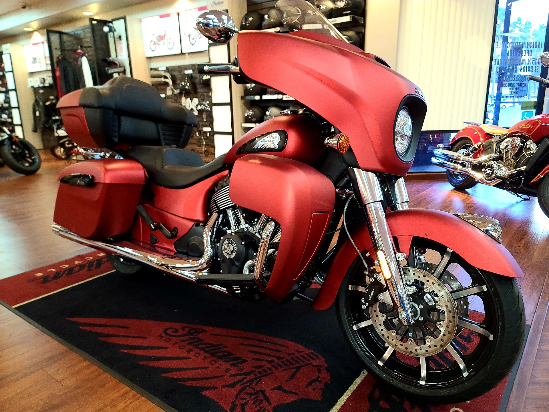 2020 Indian Roadmaster® Dark Horse® in EL Cajon, California - Photo 1