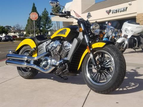 2019 Indian Scout® ABS Icon Series in EL Cajon, California - Photo 4