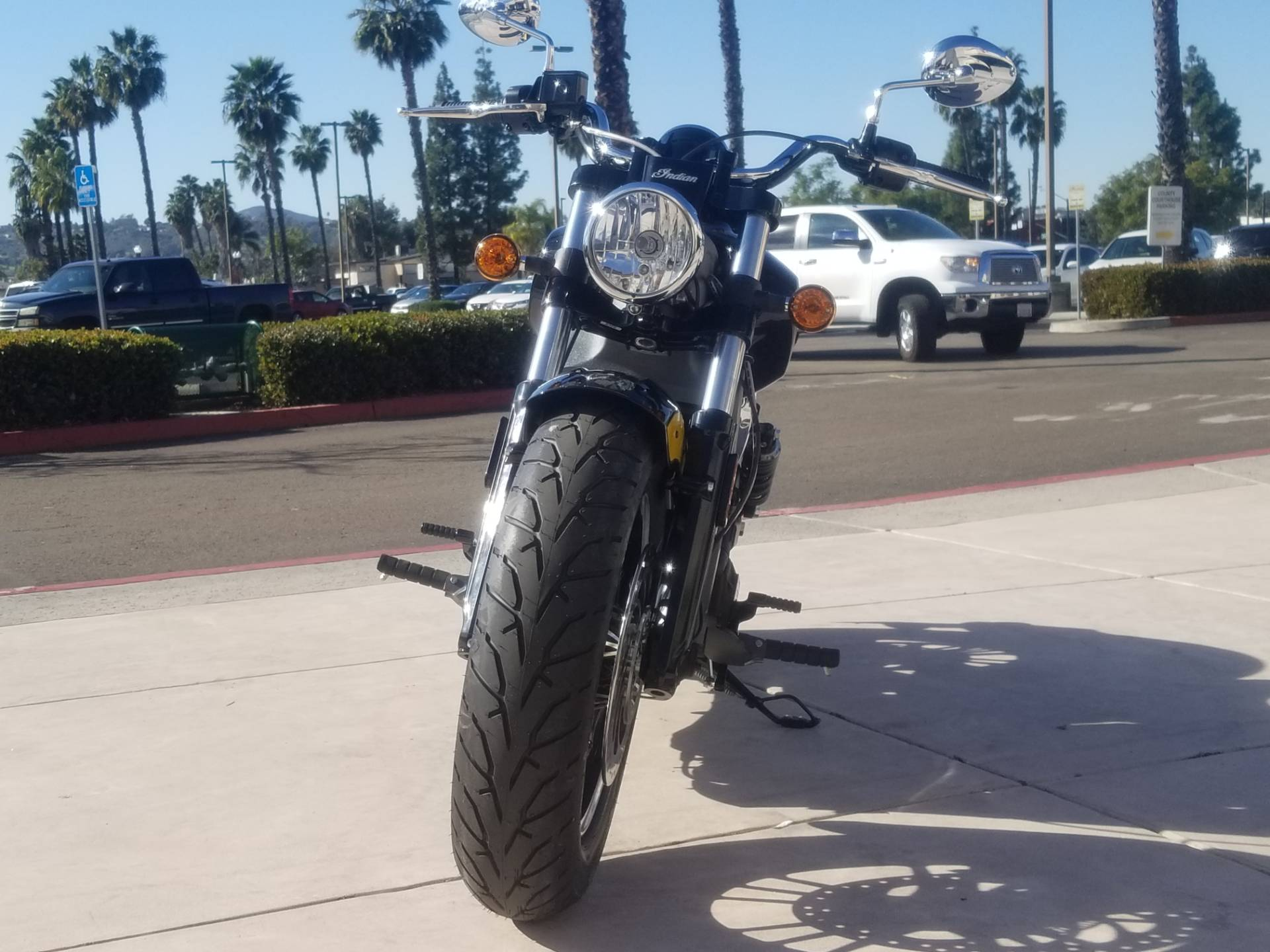 2019 Indian Scout® ABS Icon Series in EL Cajon, California - Photo 7