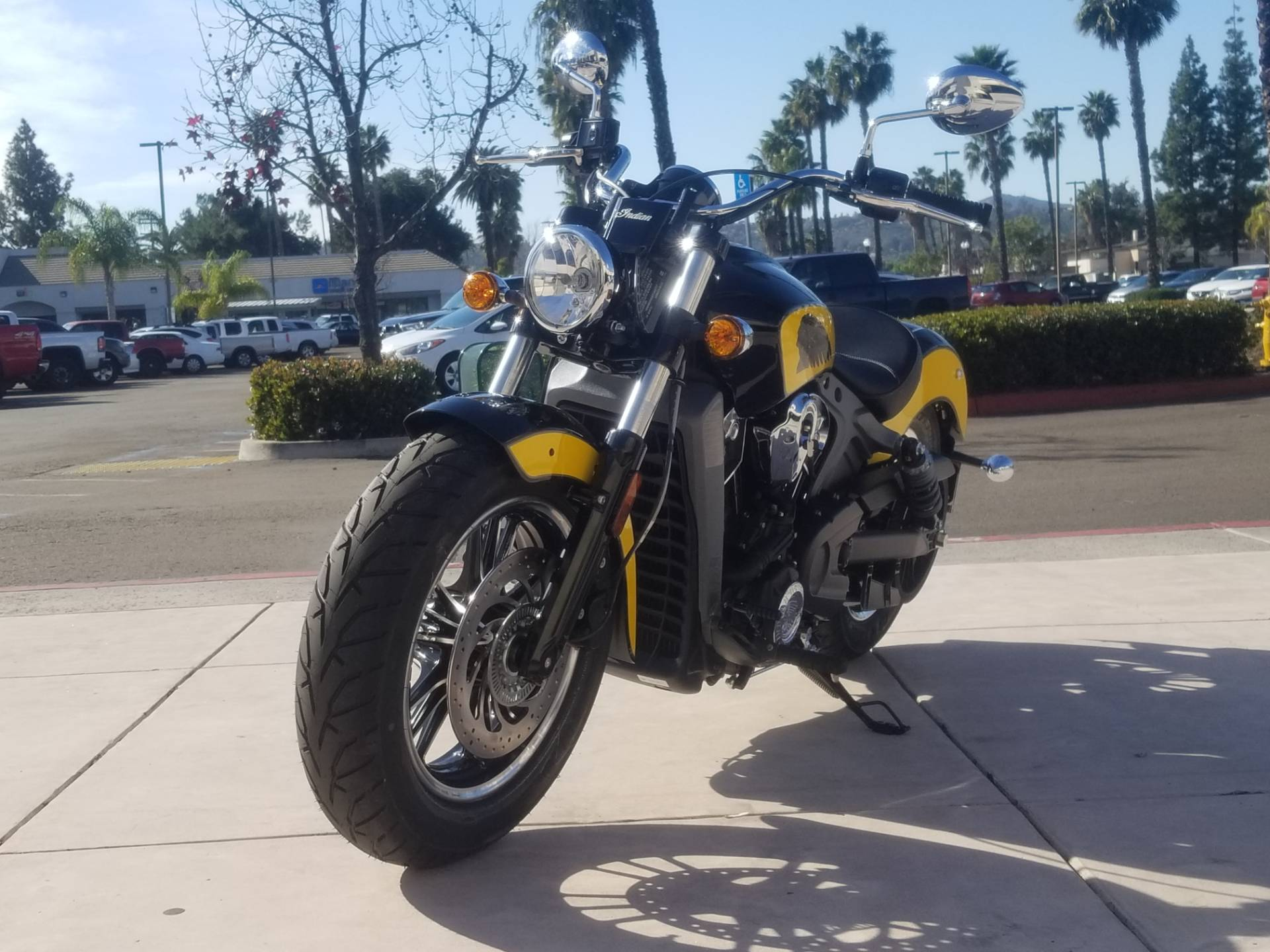 2019 Indian Scout® ABS Icon Series in EL Cajon, California - Photo 8
