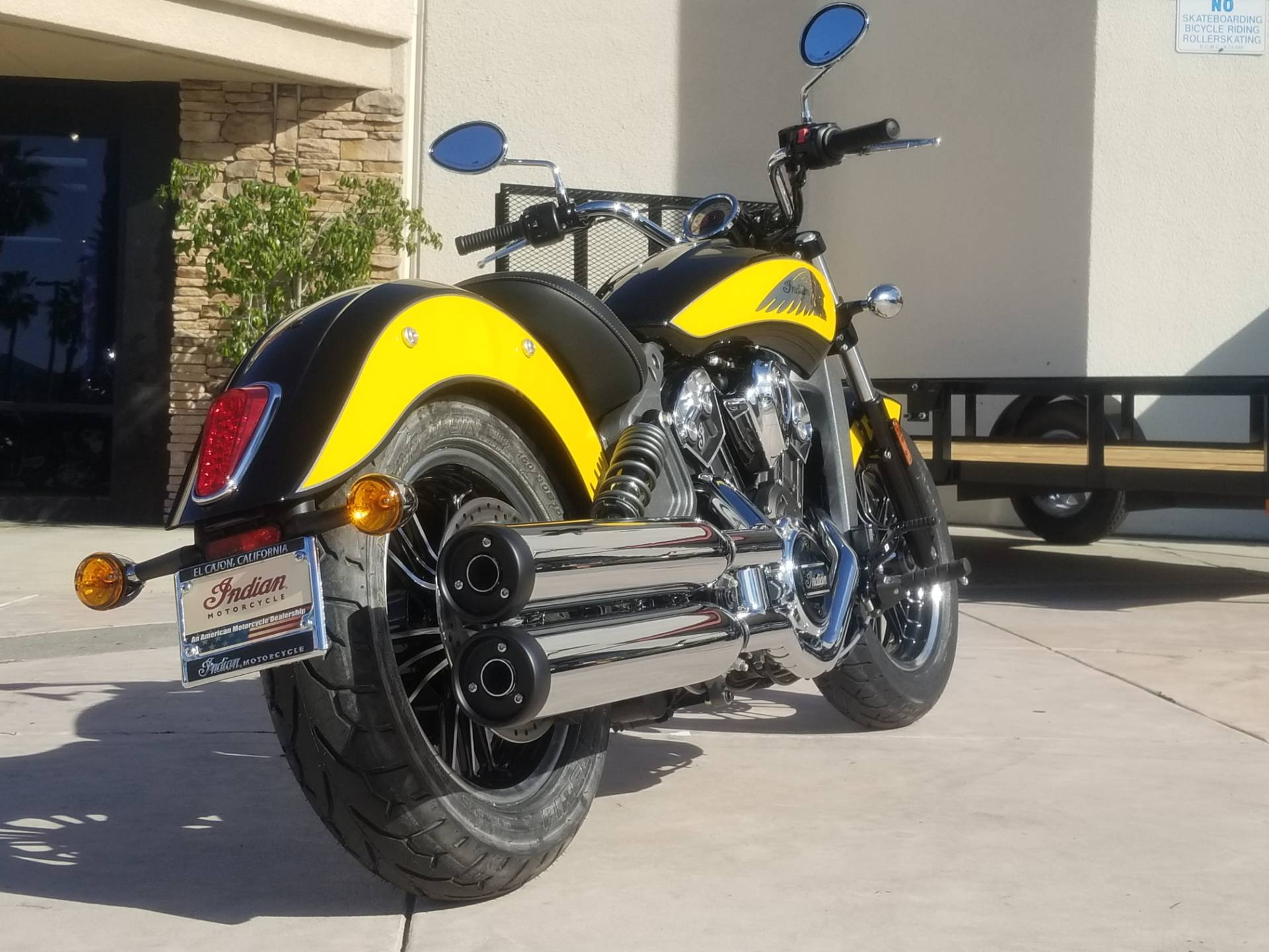 2019 Indian Scout® ABS Icon Series in EL Cajon, California - Photo 18