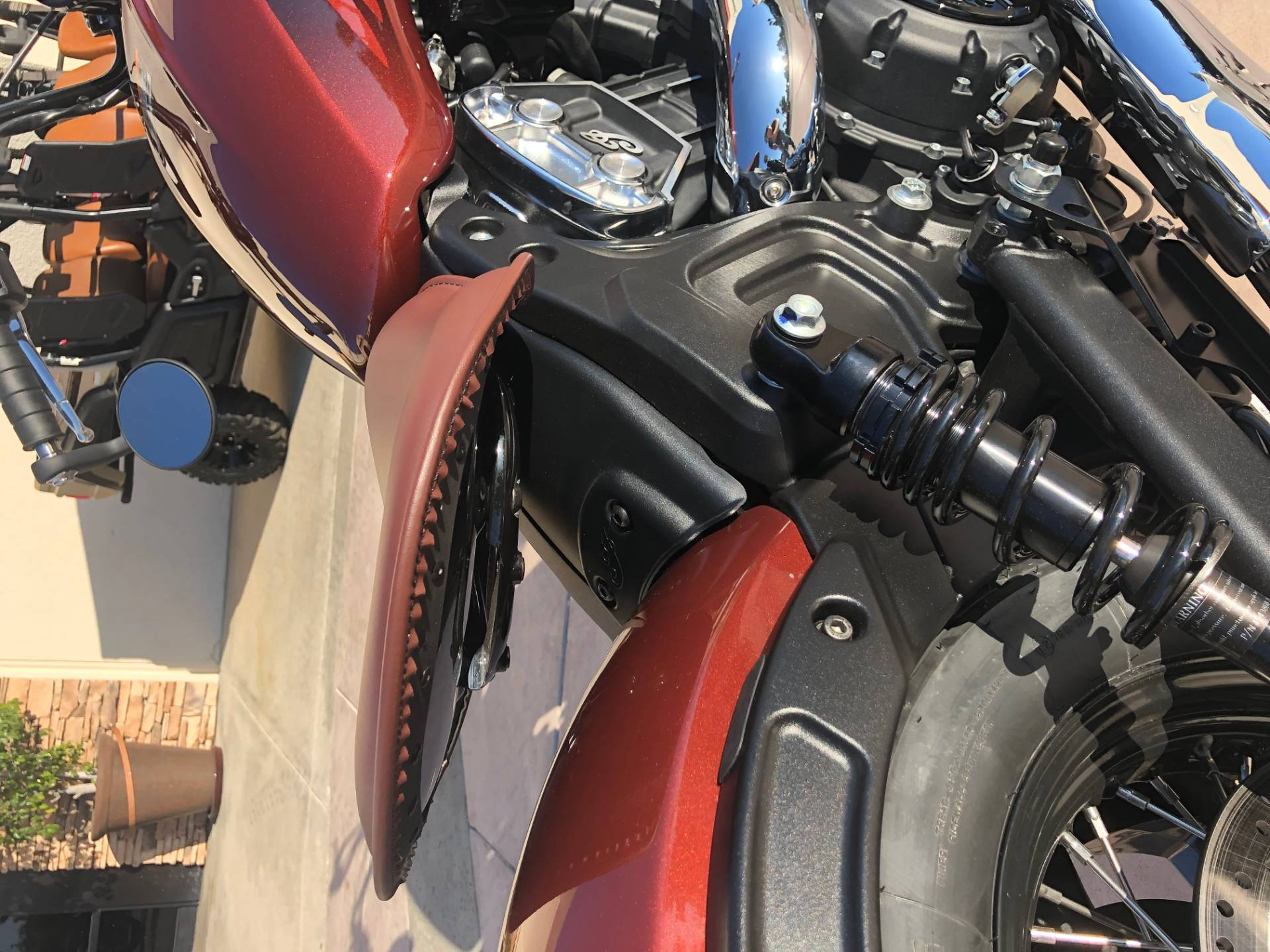 2020 Indian Scout® Bobber Twenty ABS in EL Cajon, California - Photo 22