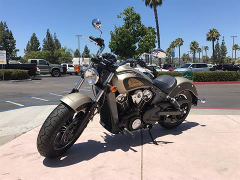 2017 Indian Scout® ABS Icon Series in EL Cajon, California