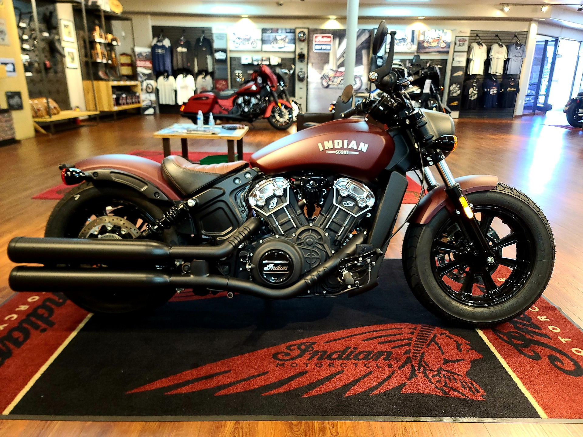 2021 Indian Scout® Bobber ABS in EL Cajon, California - Photo 2