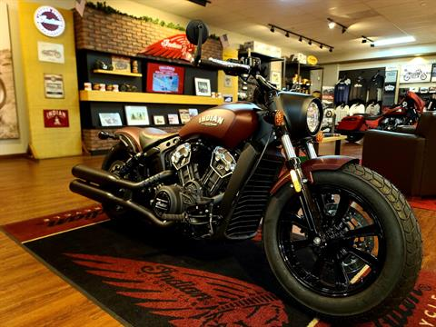 2021 Indian Scout® Bobber ABS in EL Cajon, California - Photo 1