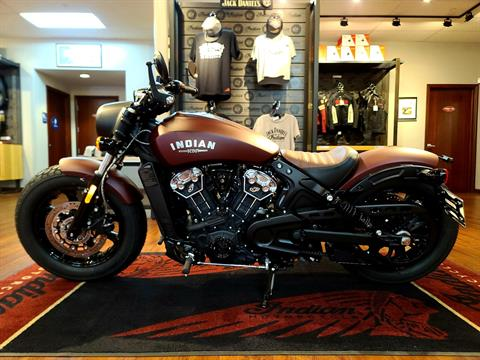 2021 Indian Scout® Bobber ABS in EL Cajon, California - Photo 5