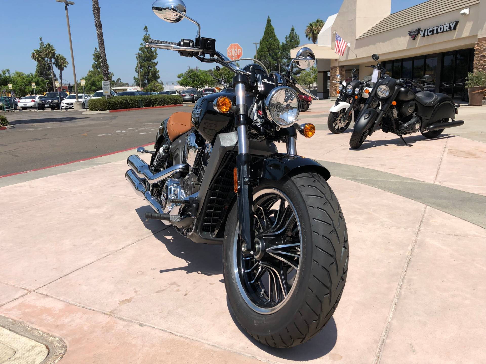 2019 Indian Scout® in EL Cajon, California - Photo 3