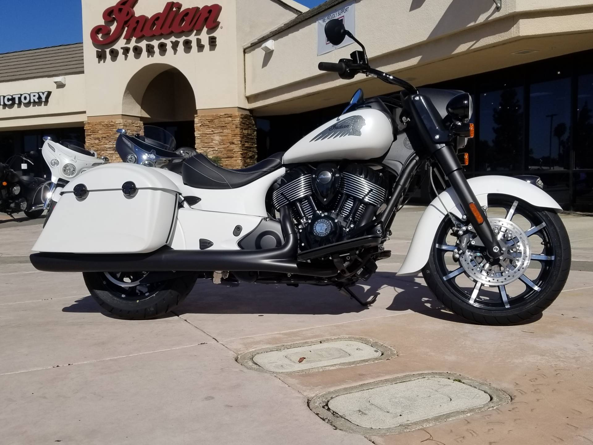2019 Indian Springfield® Dark Horse® ABS in EL Cajon, California - Photo 1