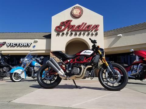 2019 Indian FTR™ 1200 S in EL Cajon, California - Photo 1