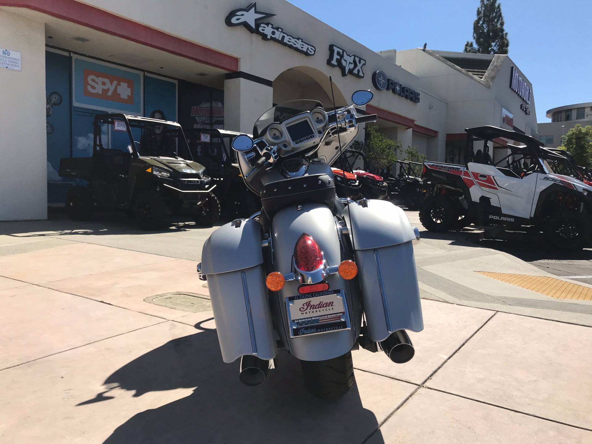 2018 Indian Chieftain® Classic in EL Cajon, California - Photo 7