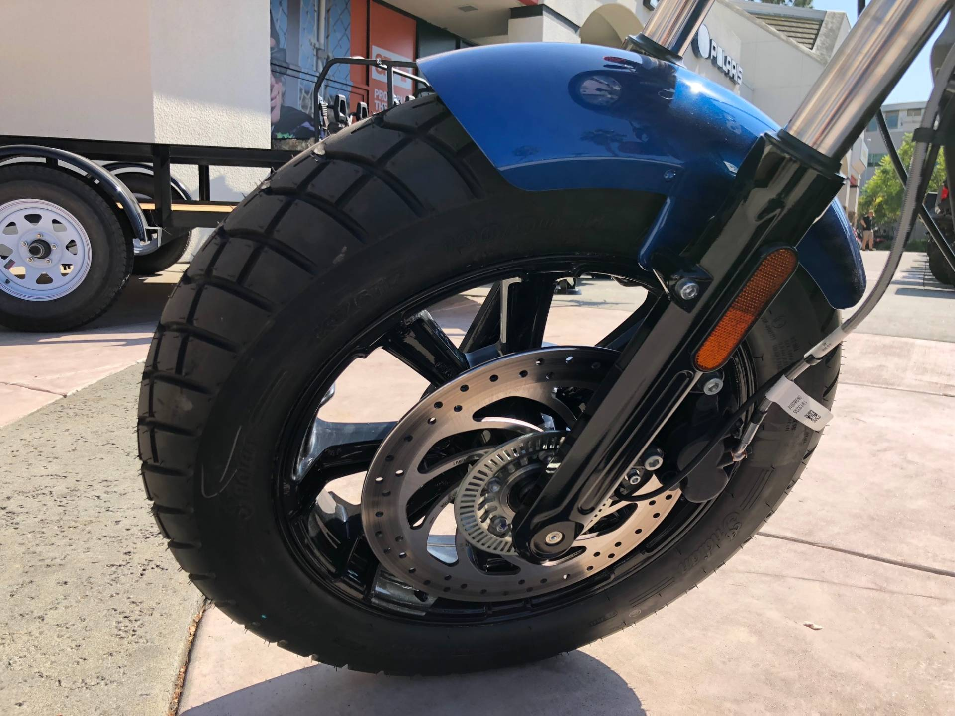 2019 Indian Scout® Bobber ABS Icon Series in EL Cajon, California - Photo 15