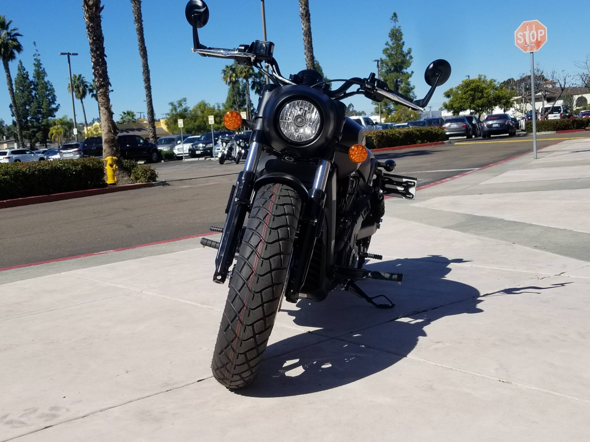 2019 Indian Scout® Bobber ABS in EL Cajon, California - Photo 6