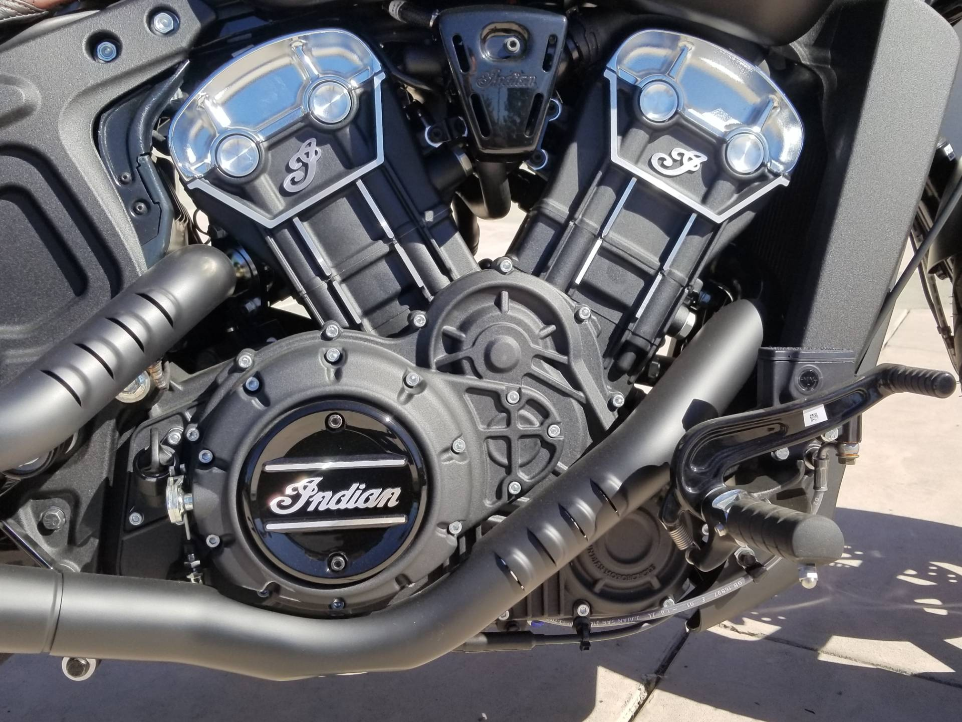 2019 Indian Scout® Bobber ABS in EL Cajon, California - Photo 25