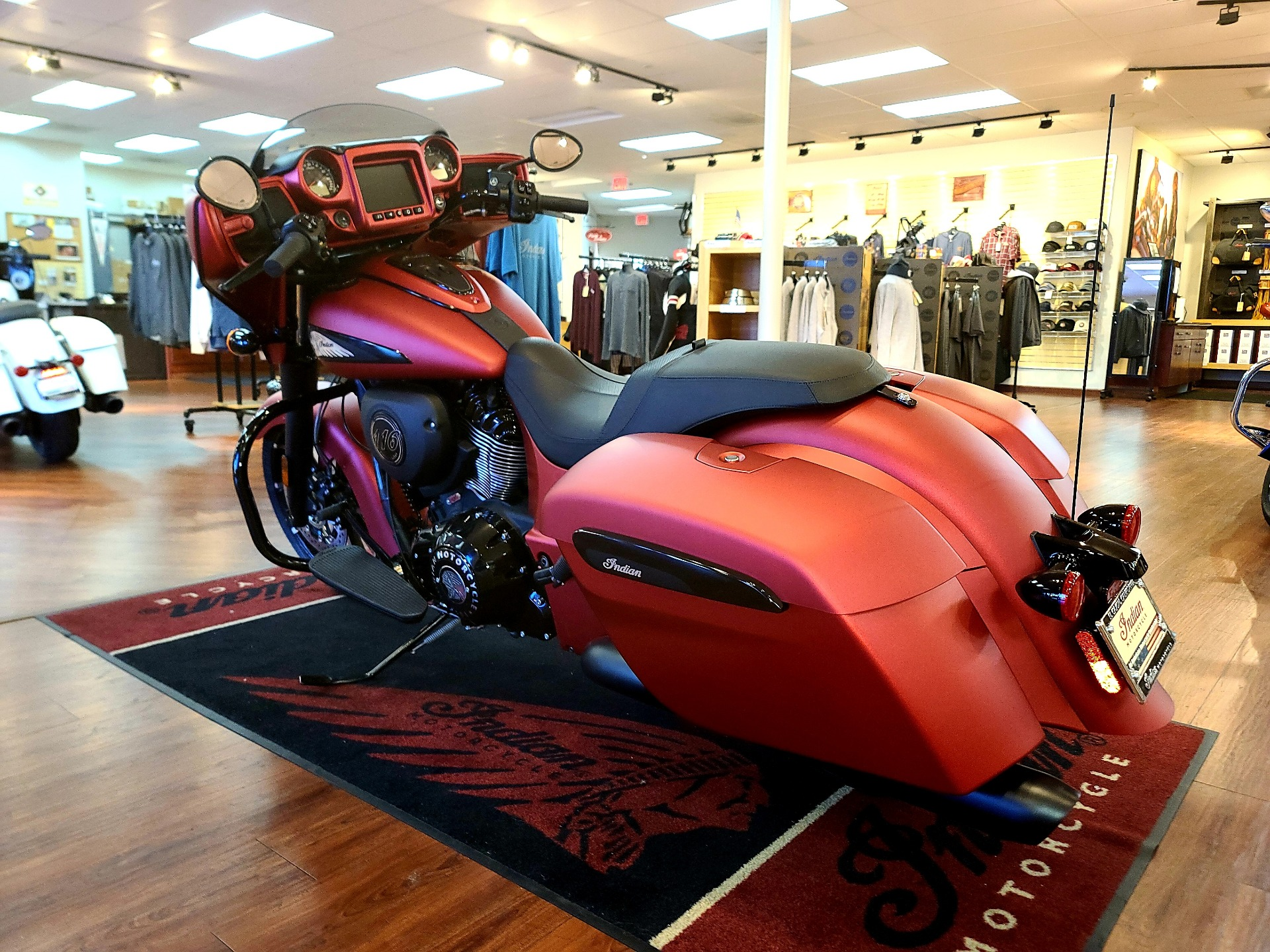 2021 Indian Chieftain® Dark Horse® in EL Cajon, California - Photo 5