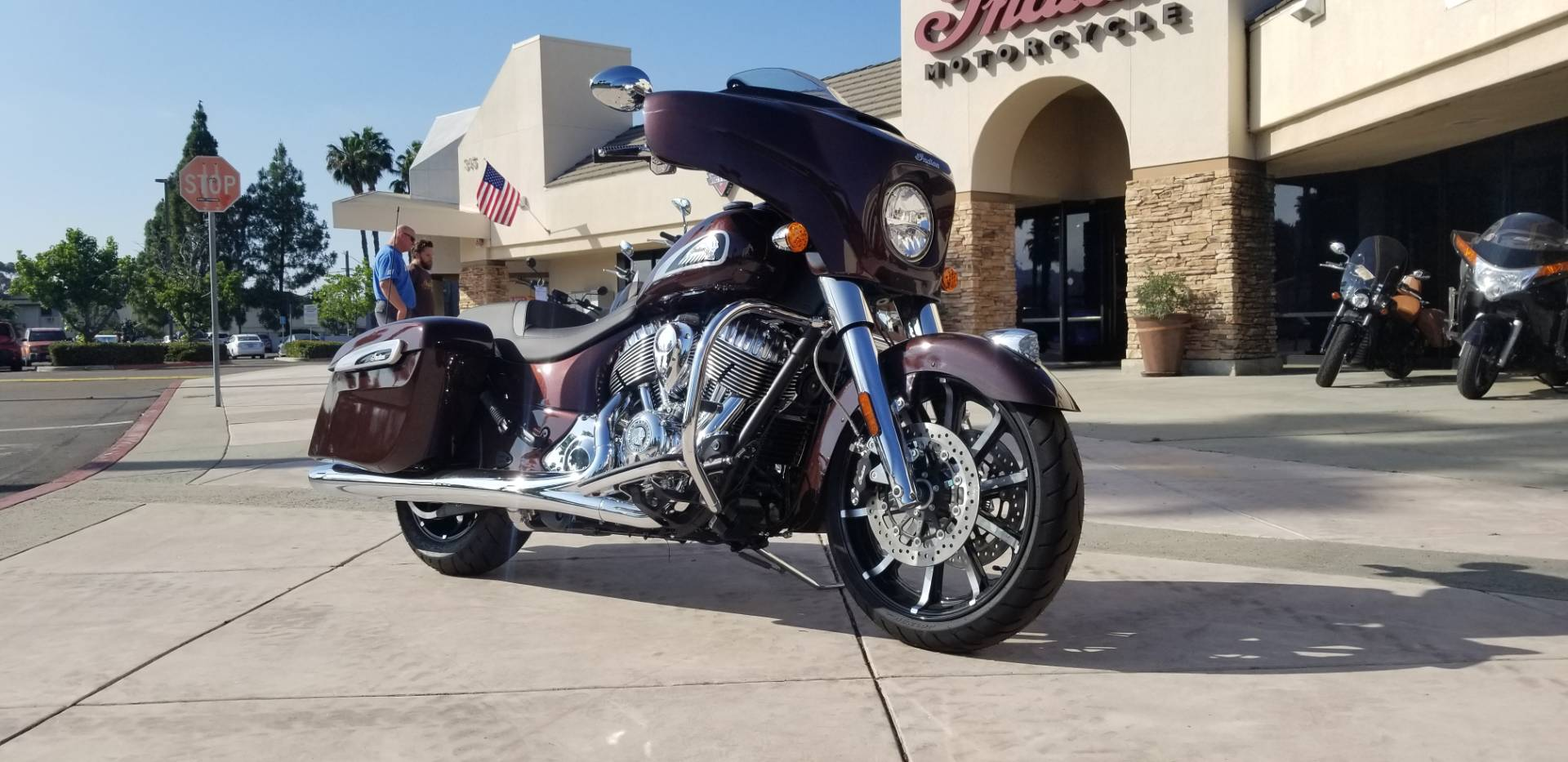 2019 Indian Chieftain® Limited ABS in EL Cajon, California - Photo 4
