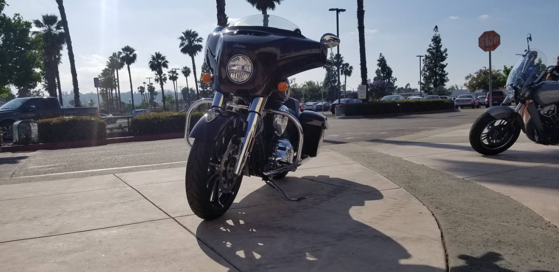 2019 Indian Chieftain® Limited ABS in EL Cajon, California - Photo 8