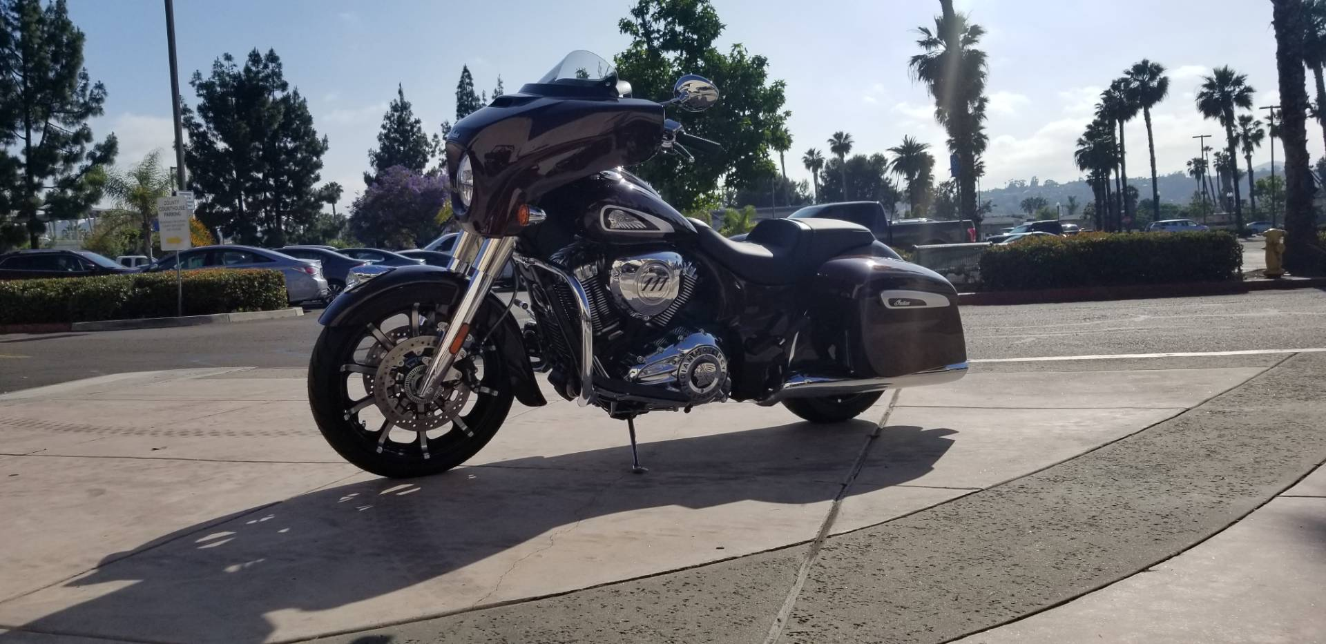 2019 Indian Chieftain® Limited ABS in EL Cajon, California - Photo 11