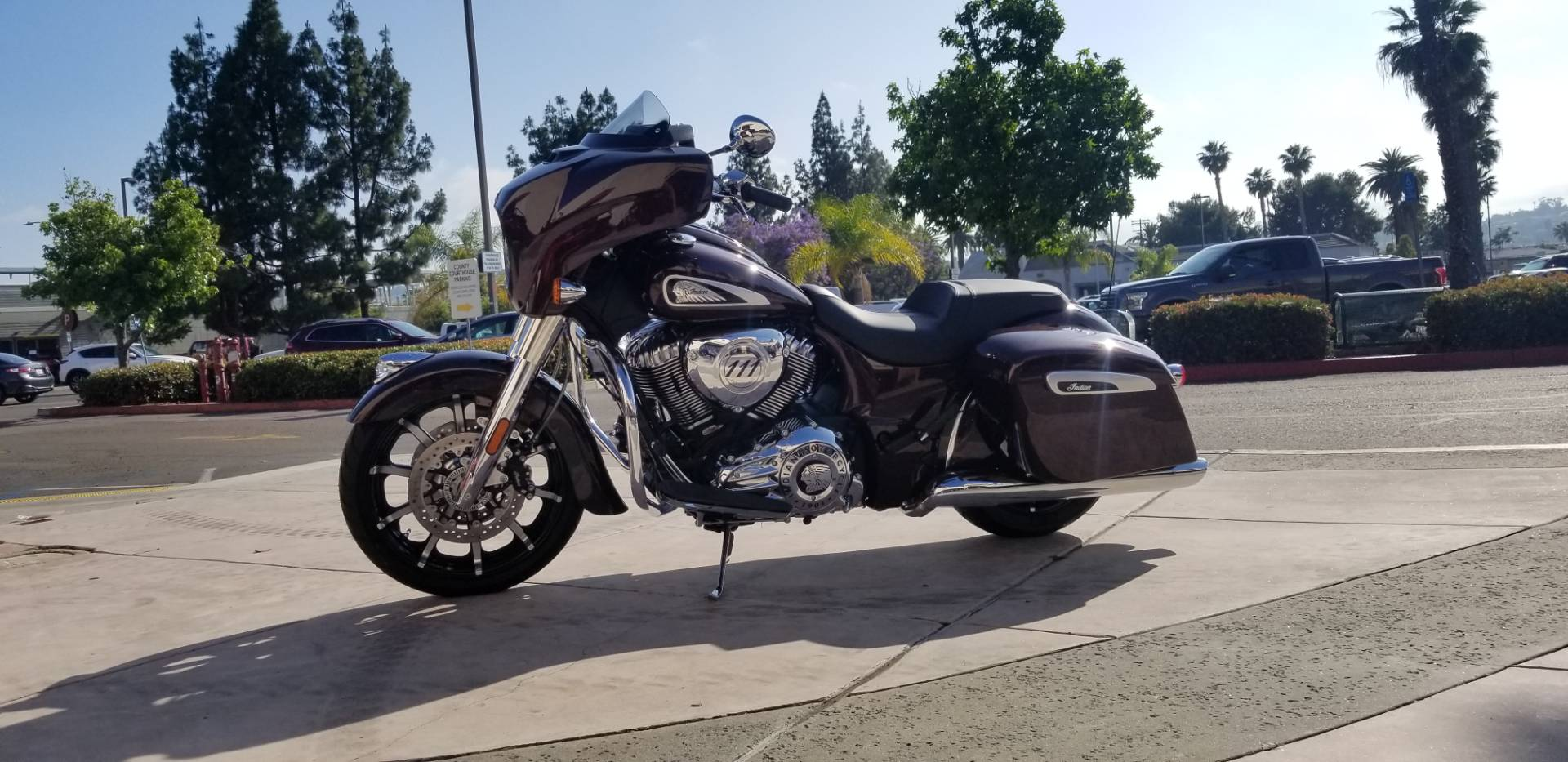 2019 Indian Chieftain® Limited ABS in EL Cajon, California - Photo 12