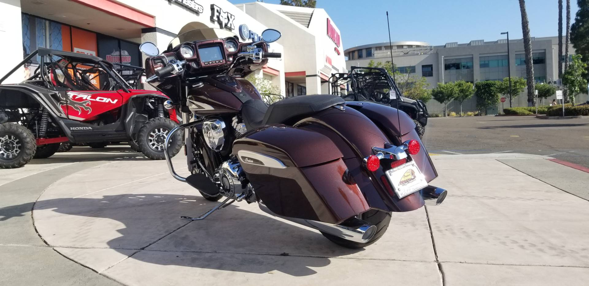 2019 Indian Chieftain® Limited ABS in EL Cajon, California - Photo 17