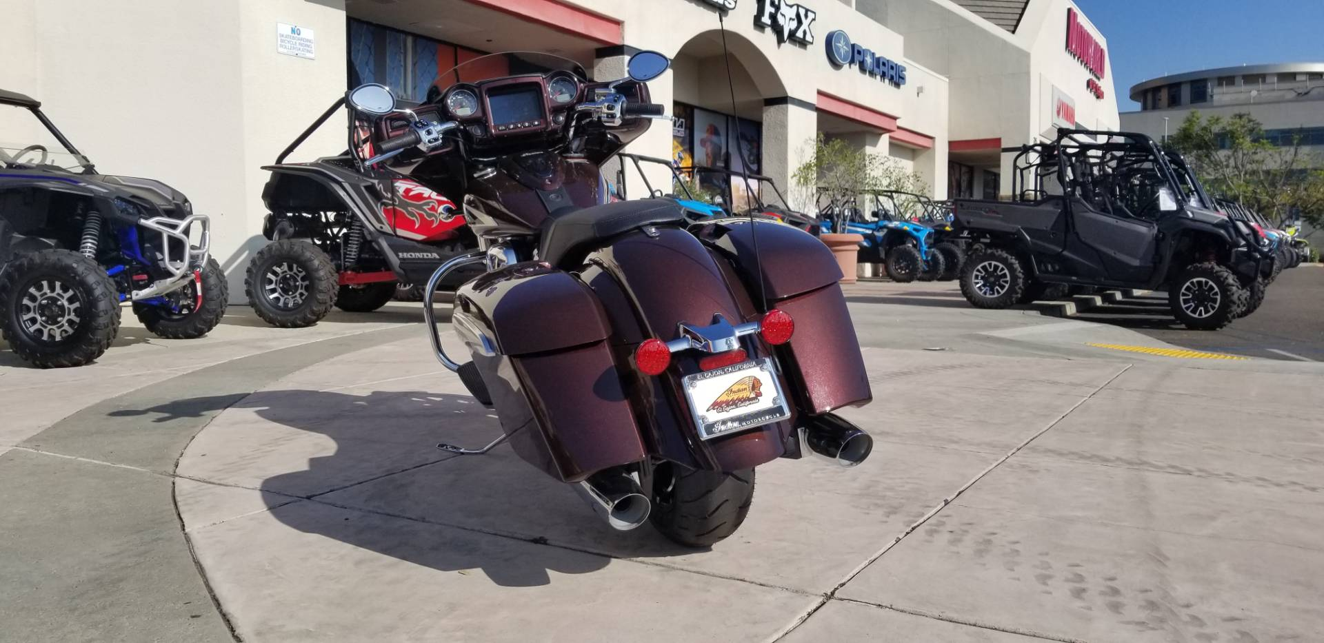 2019 Indian Chieftain® Limited ABS in EL Cajon, California - Photo 18