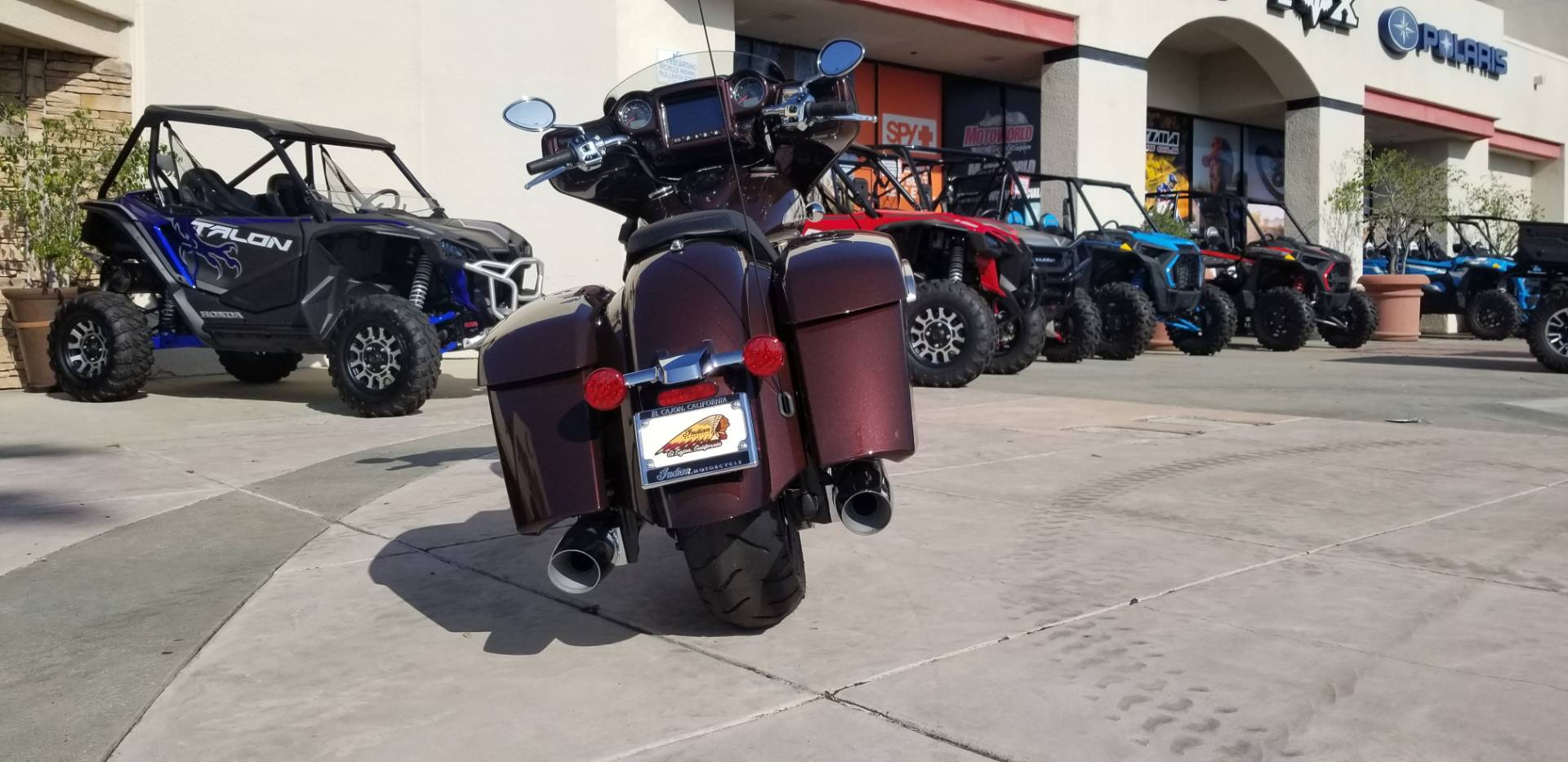 2019 Indian Chieftain® Limited ABS in EL Cajon, California - Photo 19