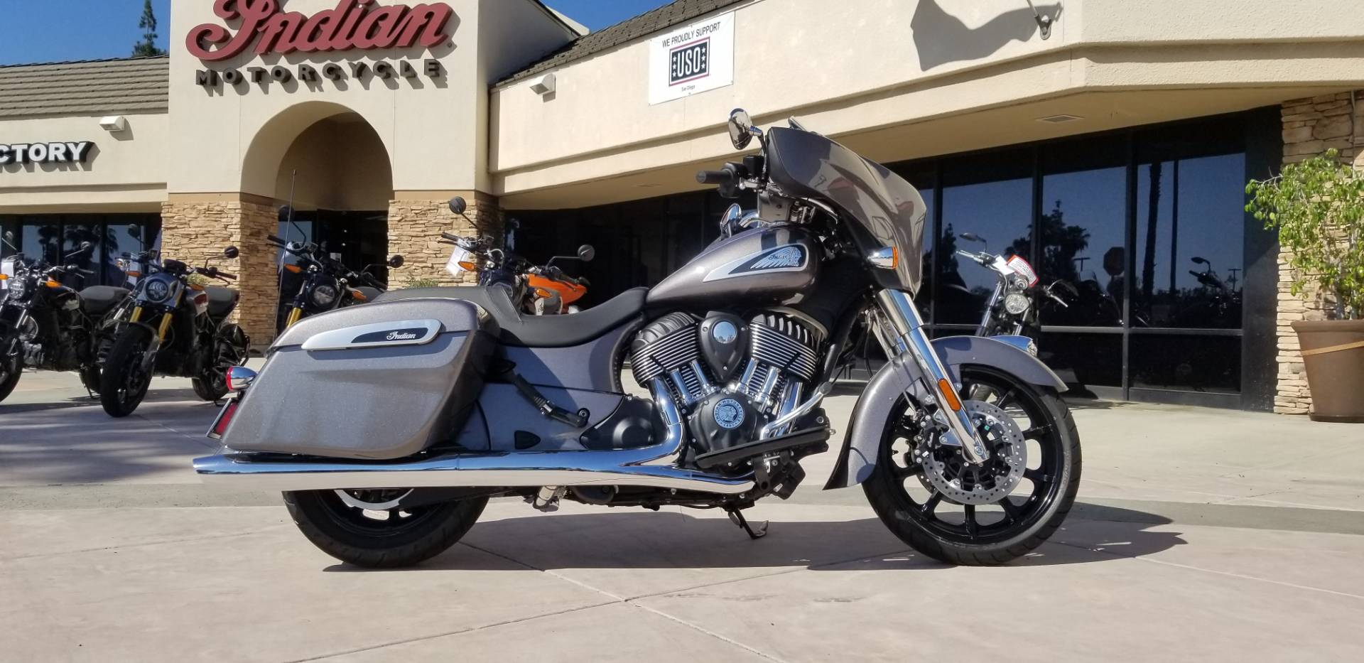 2019 Indian Chieftain® ABS in EL Cajon, California - Photo 1