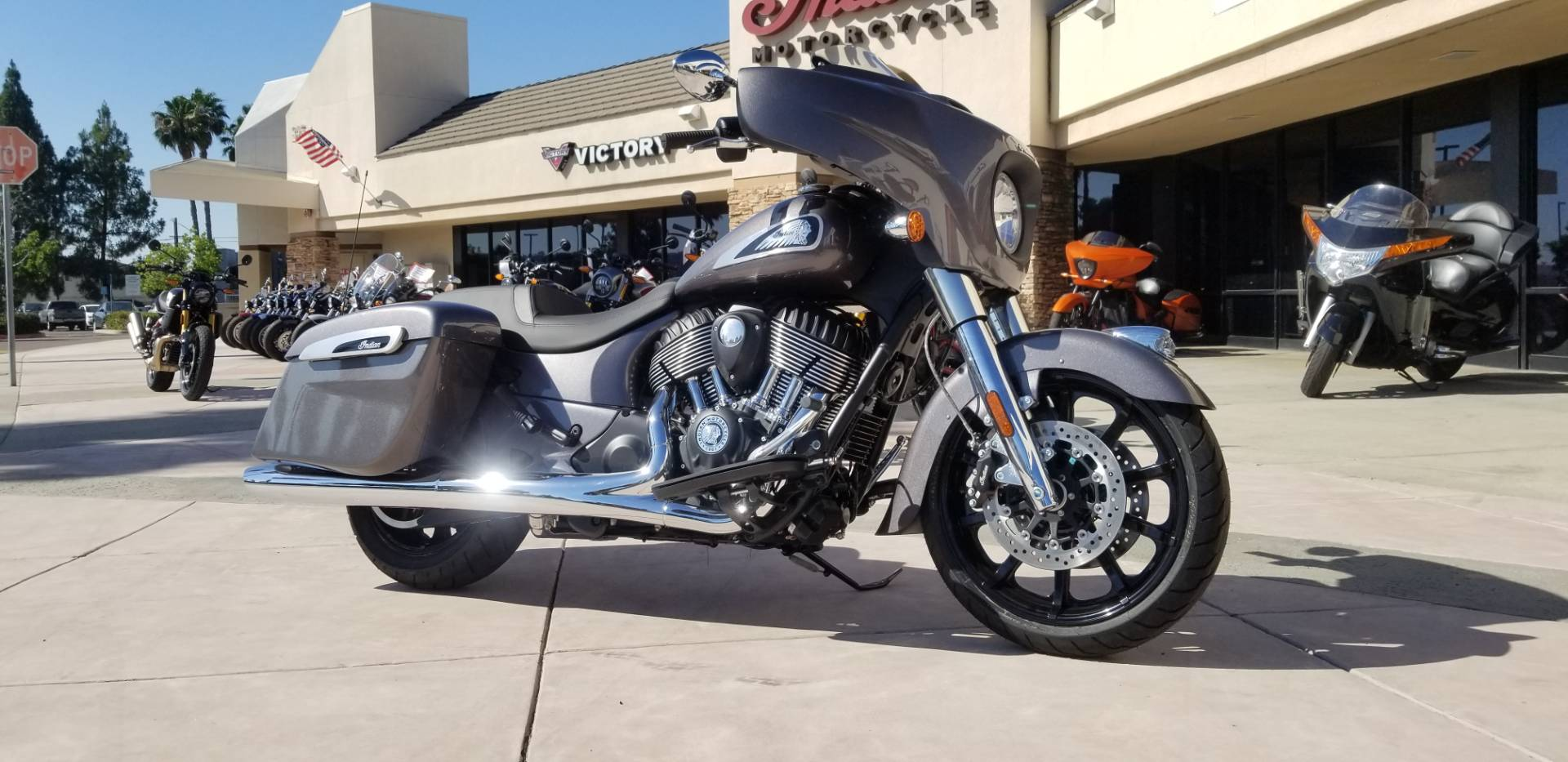 2019 Indian Chieftain® ABS in EL Cajon, California - Photo 3