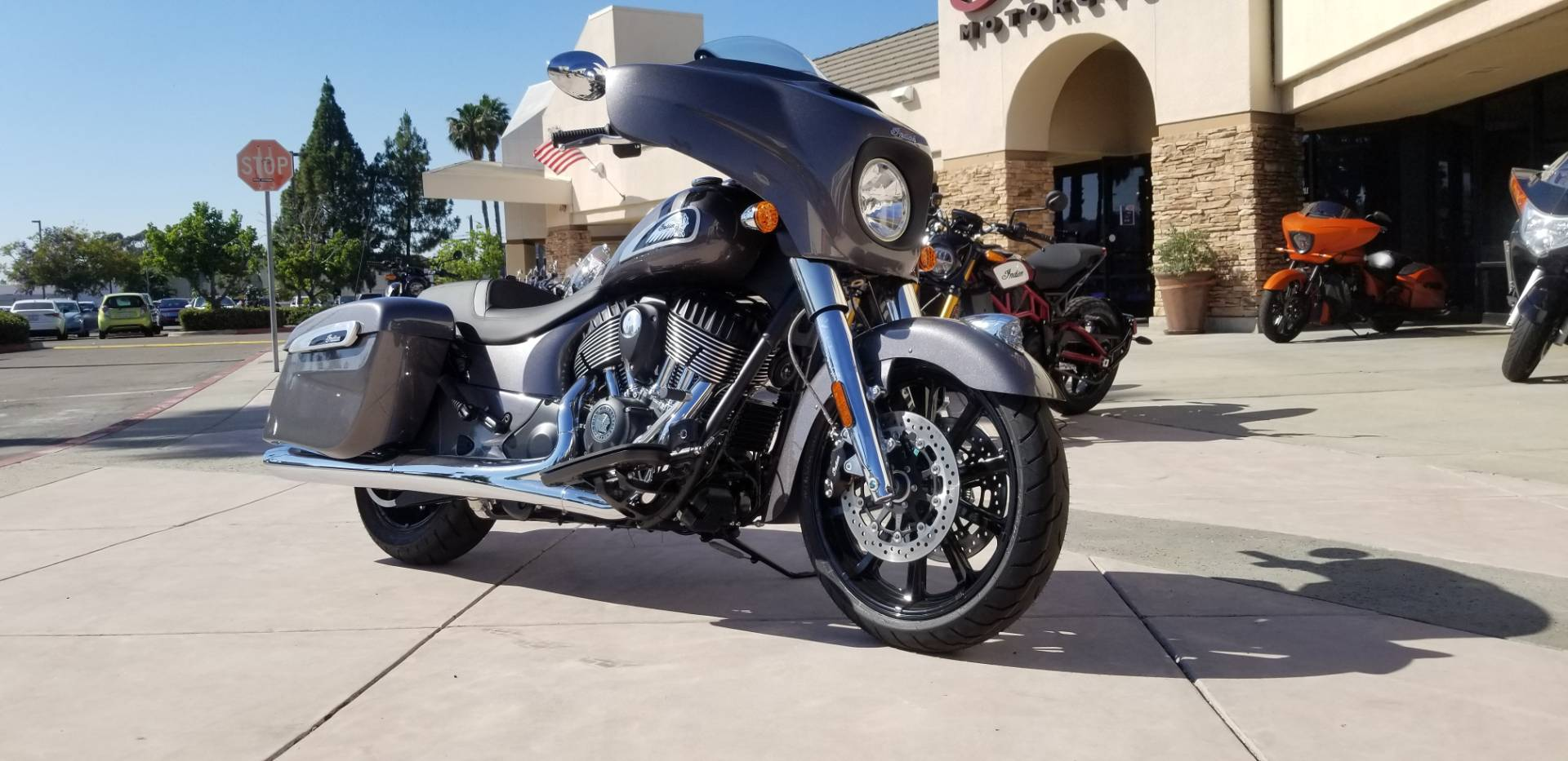 2019 Indian Chieftain® ABS in EL Cajon, California - Photo 4