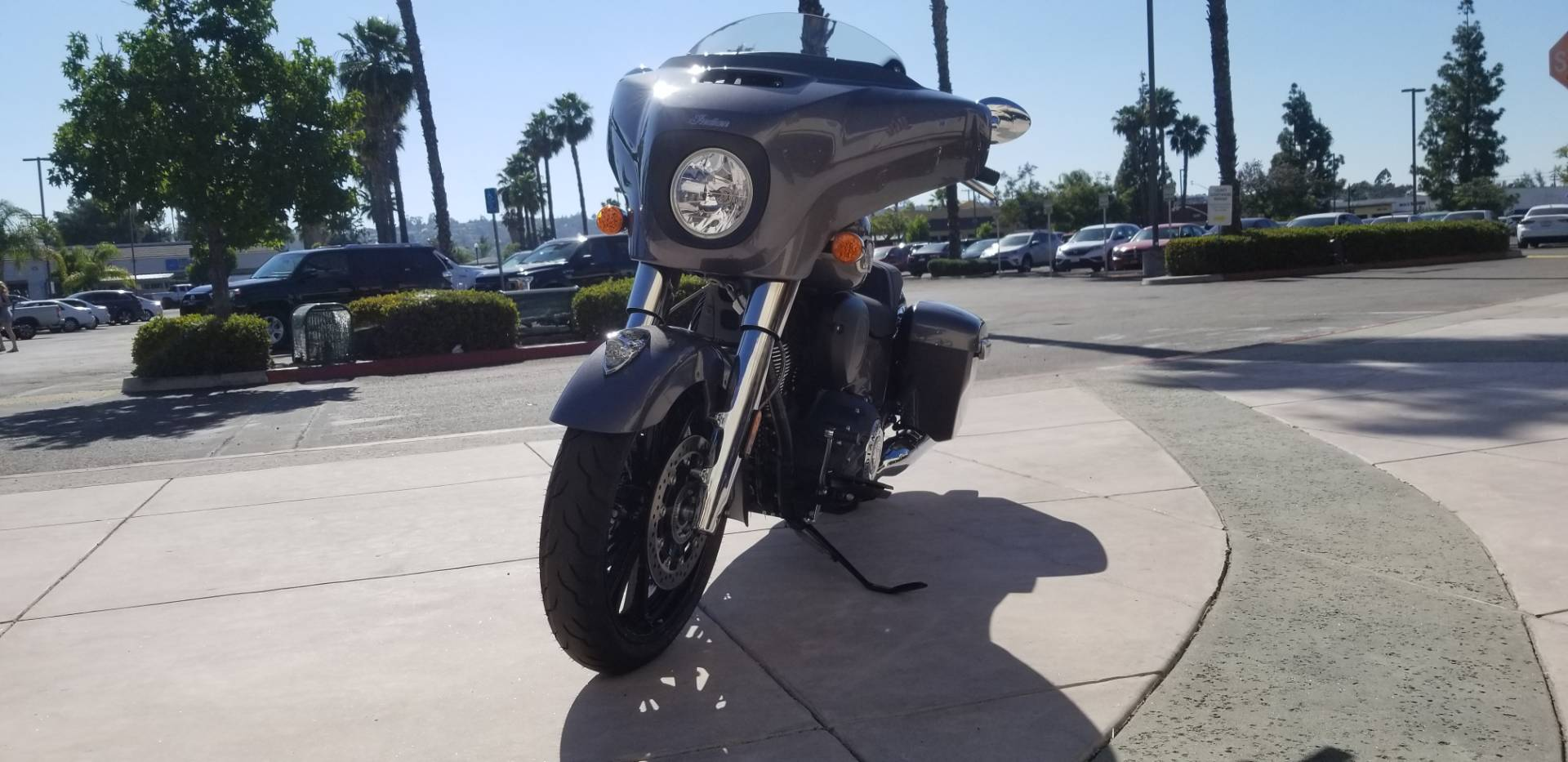 2019 Indian Chieftain® ABS in EL Cajon, California - Photo 7