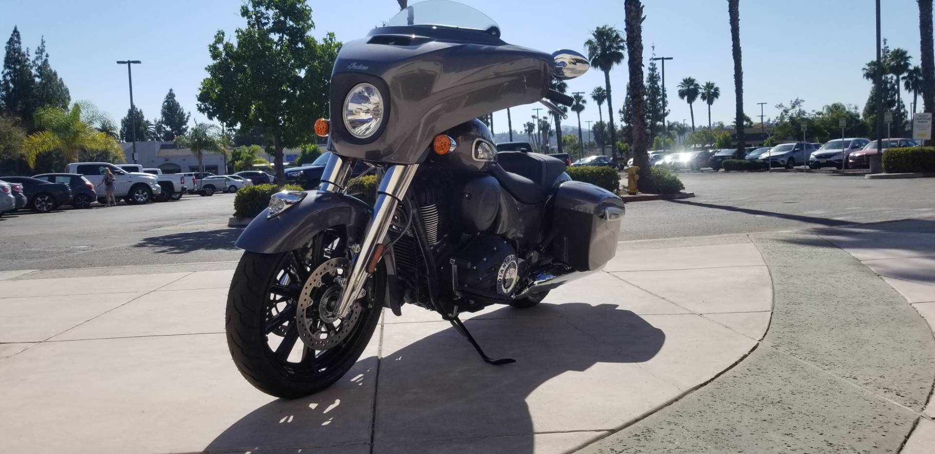2019 Indian Chieftain® ABS in EL Cajon, California - Photo 8