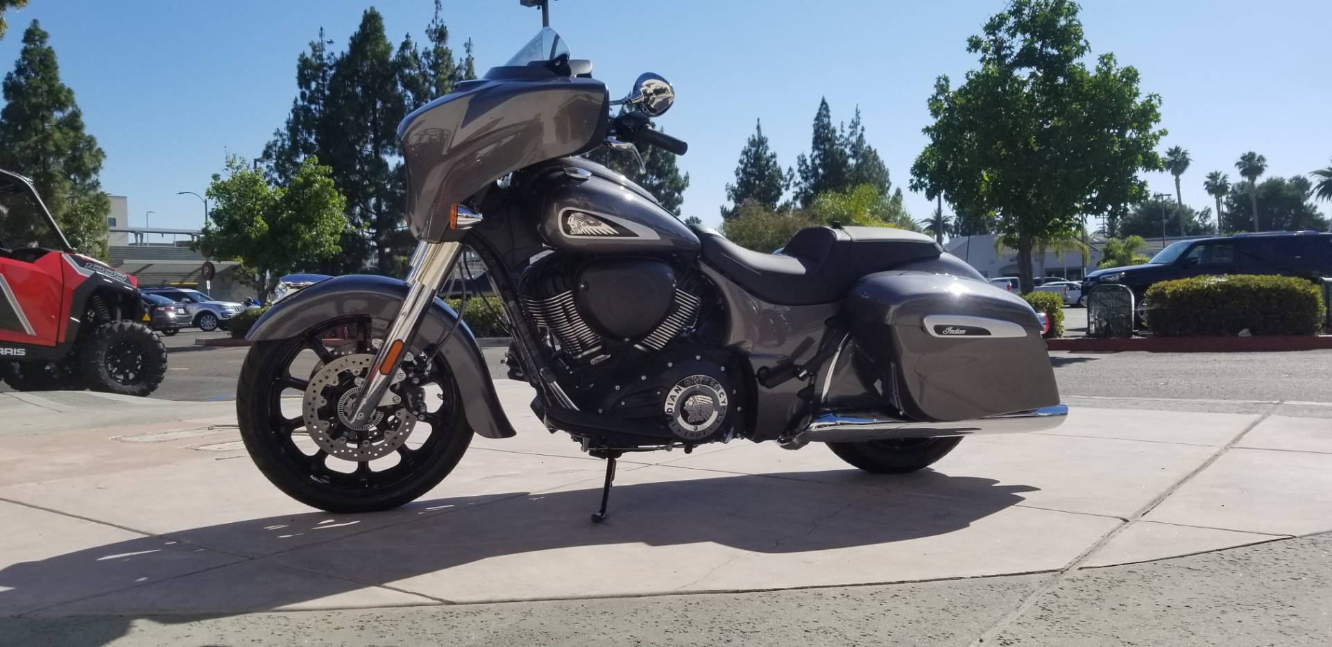2019 Indian Chieftain® ABS in EL Cajon, California - Photo 11