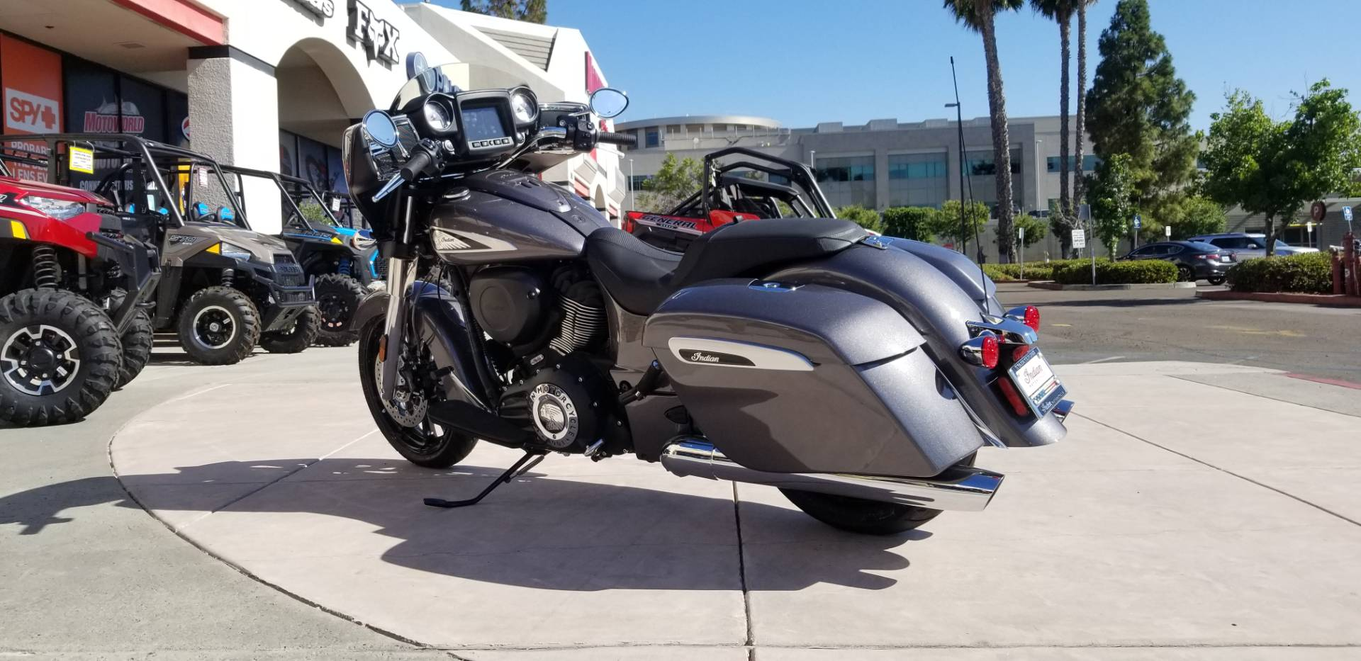 2019 Indian Chieftain® ABS in EL Cajon, California - Photo 14