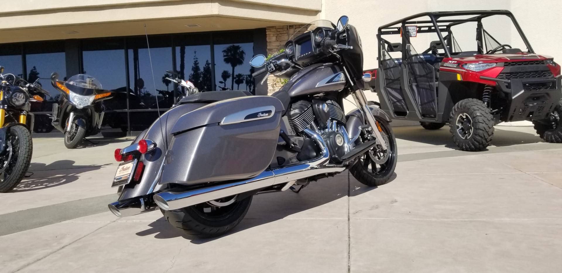 2019 Indian Chieftain® ABS in EL Cajon, California - Photo 21