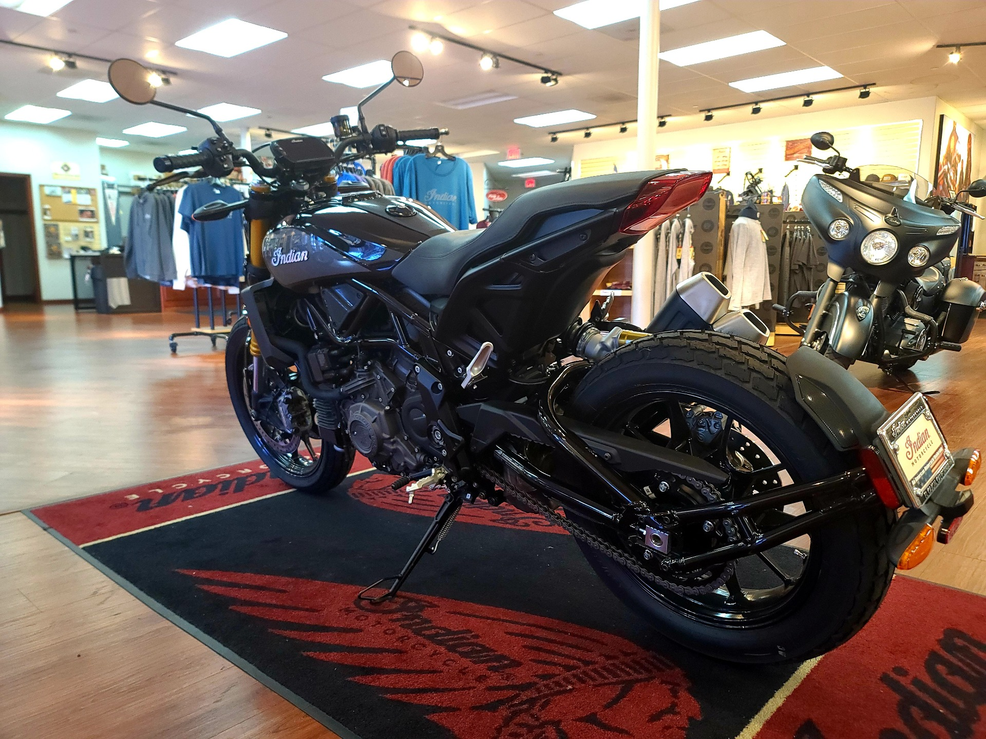 2019 Indian FTR™ 1200 S in EL Cajon, California - Photo 4