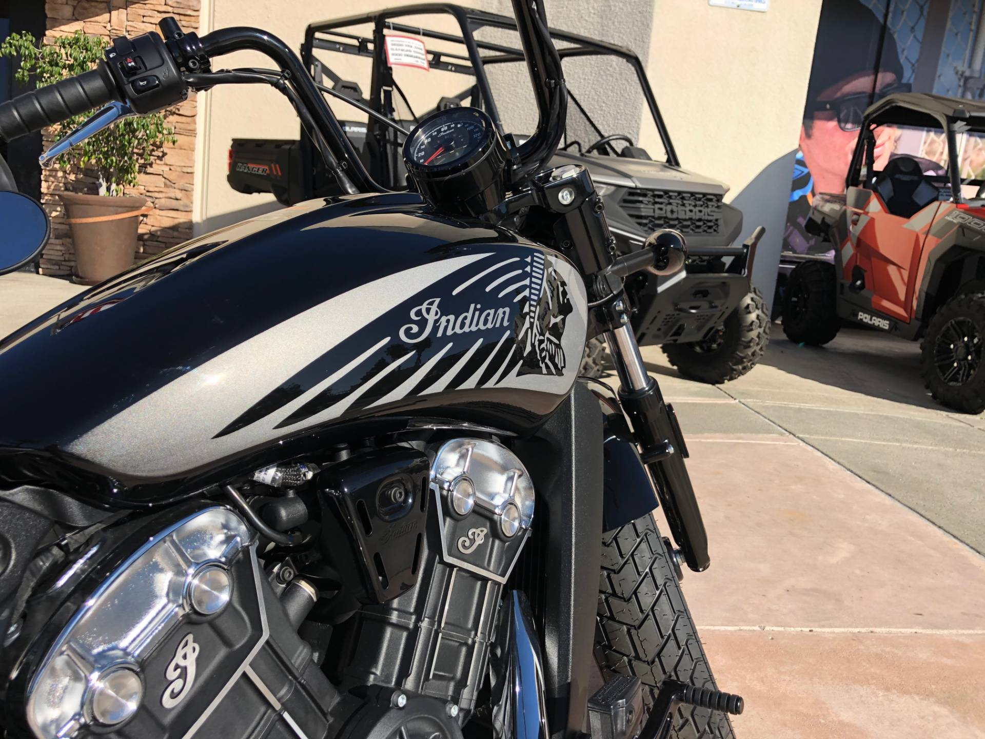 2020 Indian Scout® Bobber Twenty ABS in EL Cajon, California - Photo 24