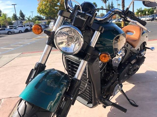 2020 Indian Scout® ABS in EL Cajon, California - Photo 8