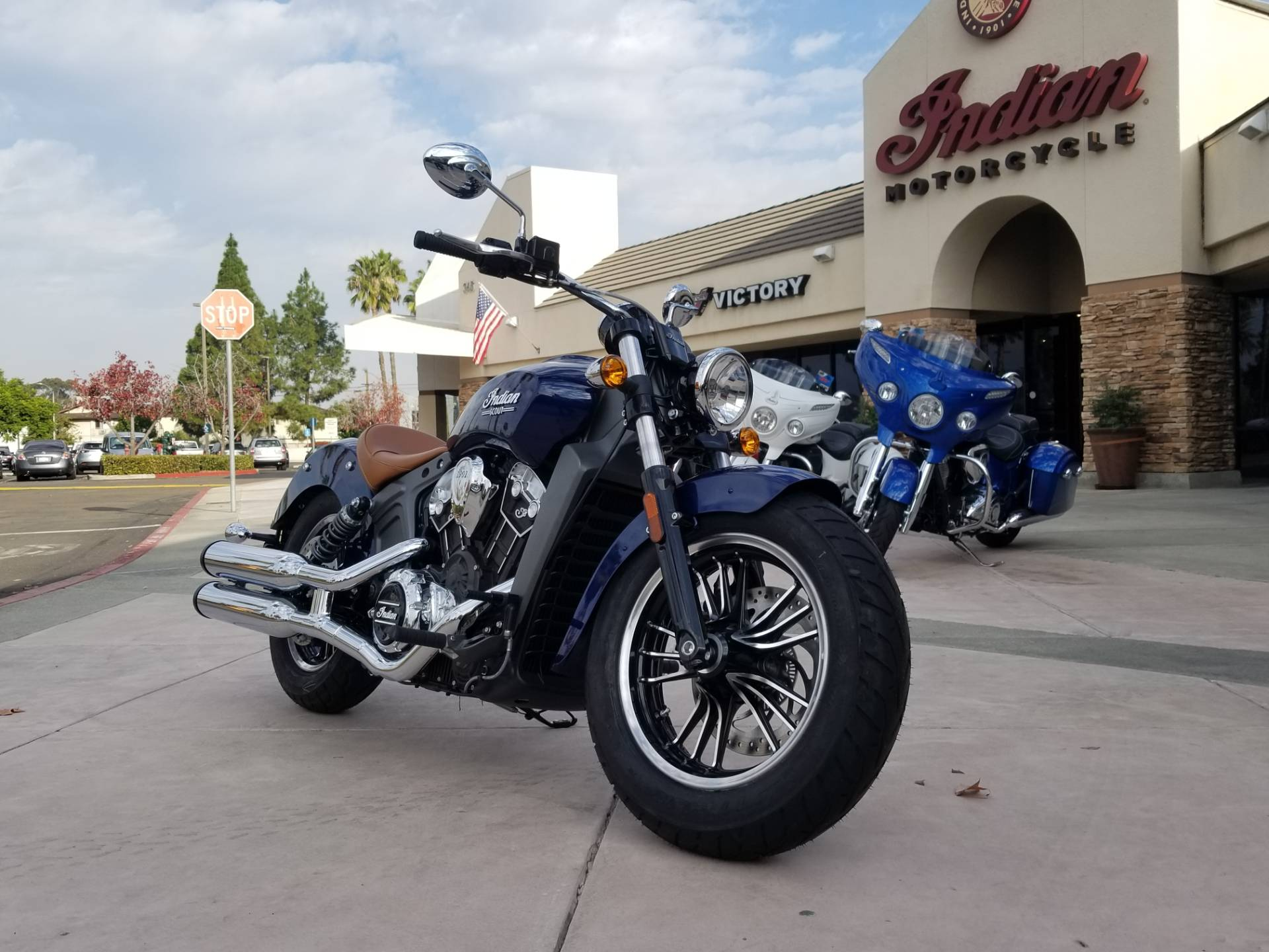 2019 Indian Scout® ABS in EL Cajon, California - Photo 3