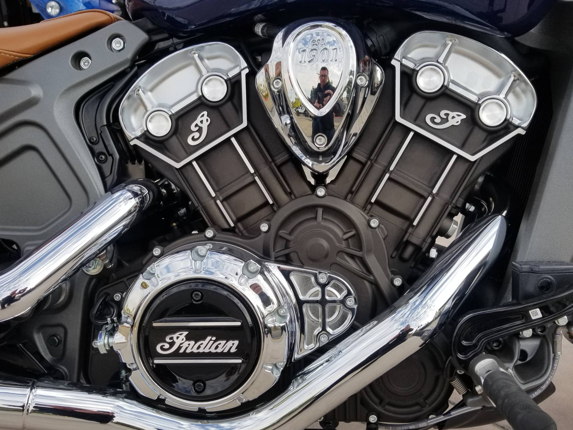 2019 Indian Scout® ABS in EL Cajon, California - Photo 11