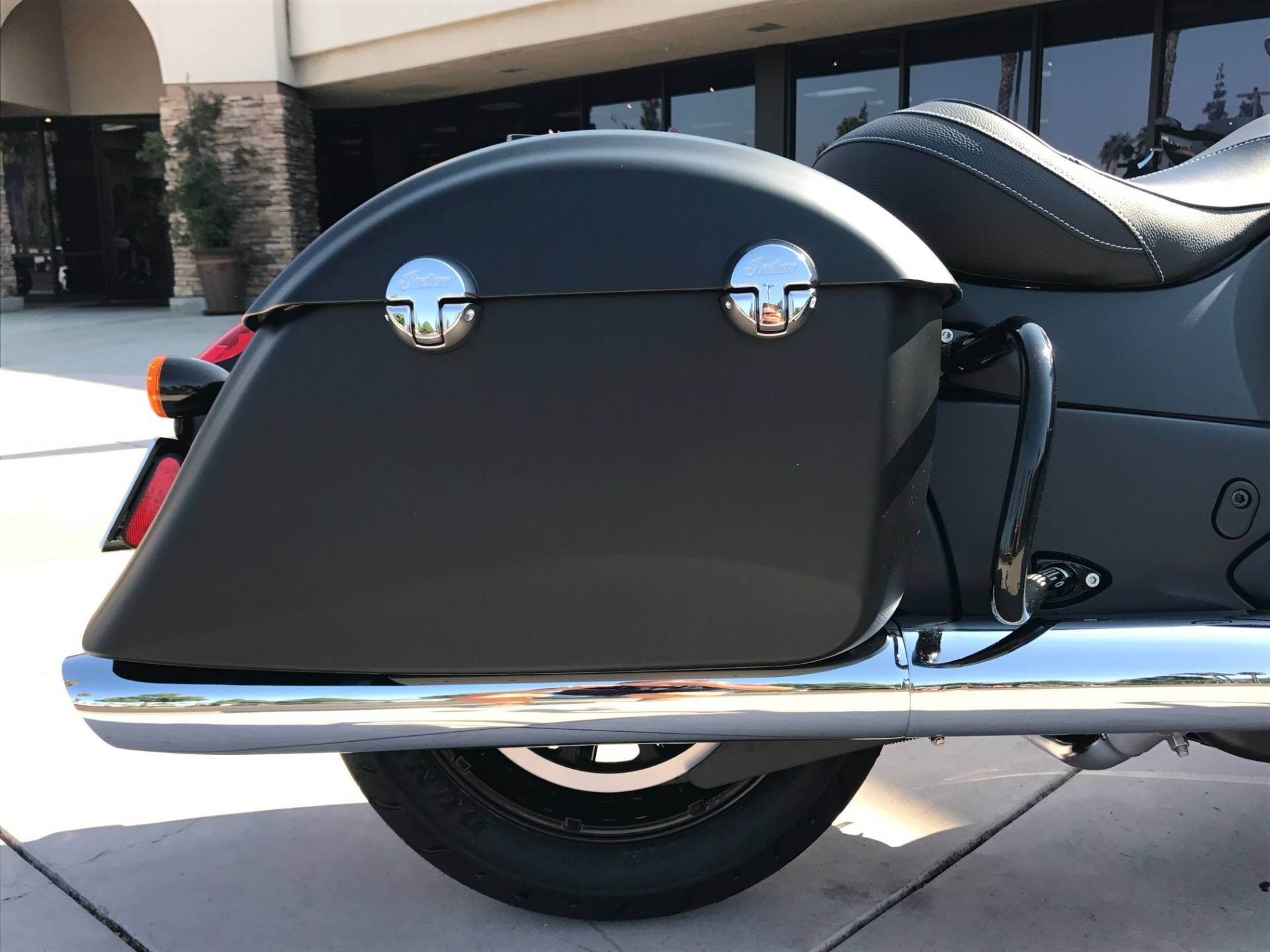 2018 Indian Springfield® Dark Horse in EL Cajon, California