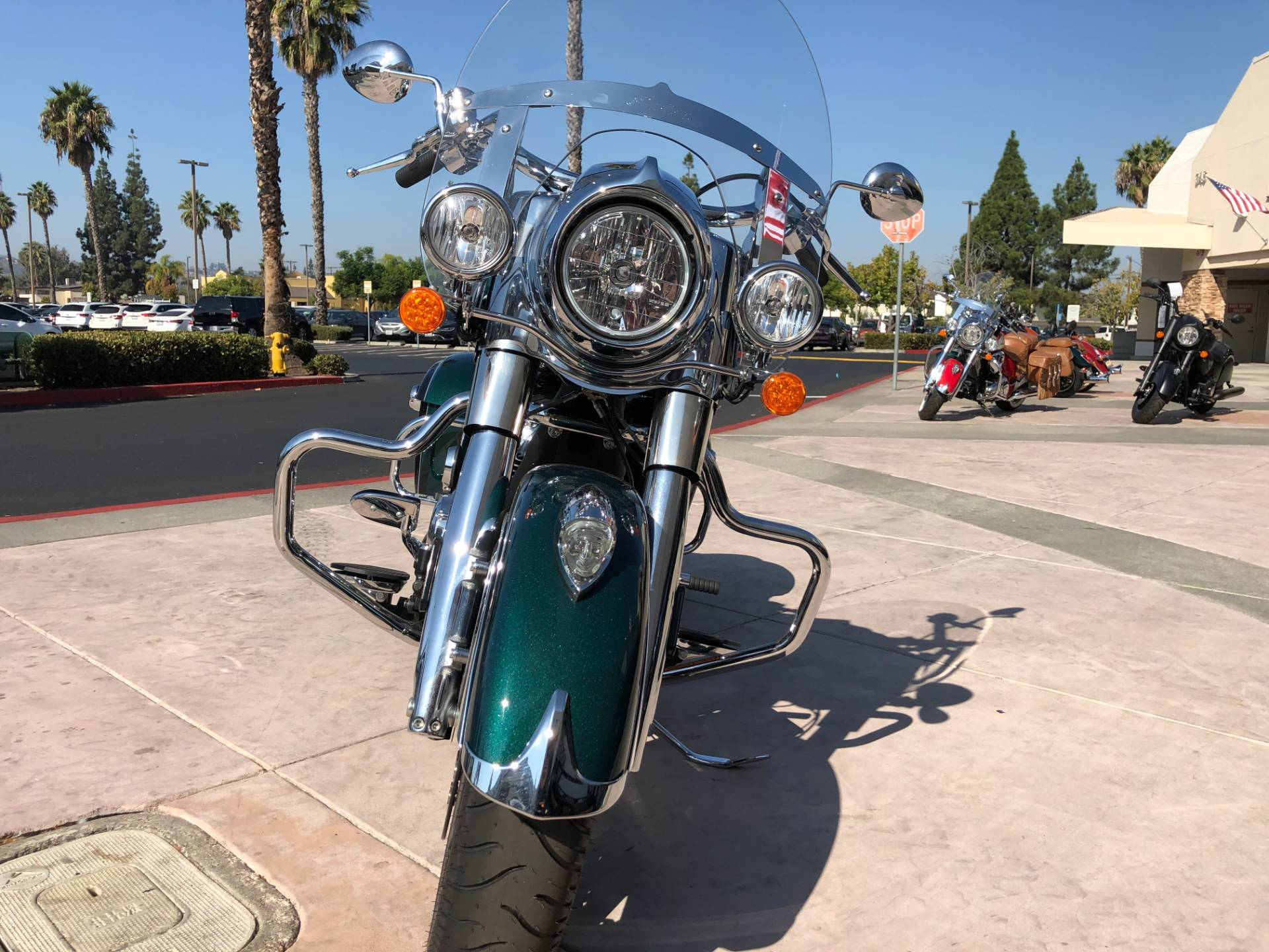 2019 Indian Springfield® ABS in EL Cajon, California - Photo 5