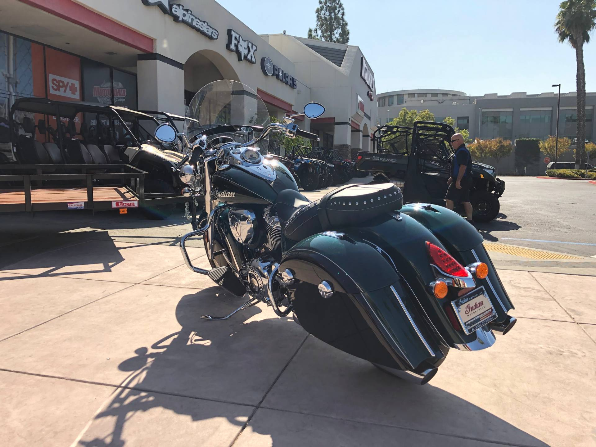 2019 Indian Springfield® ABS in EL Cajon, California - Photo 10