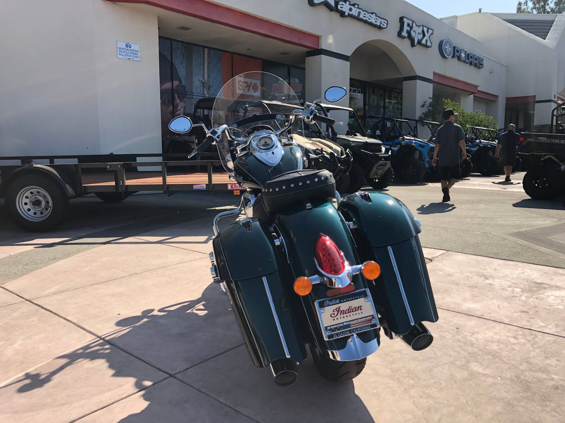 2019 Indian Springfield® ABS in EL Cajon, California - Photo 11