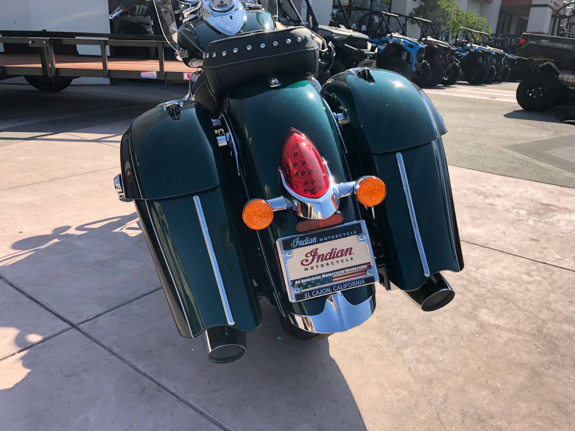 2019 Indian Springfield® ABS in EL Cajon, California - Photo 21