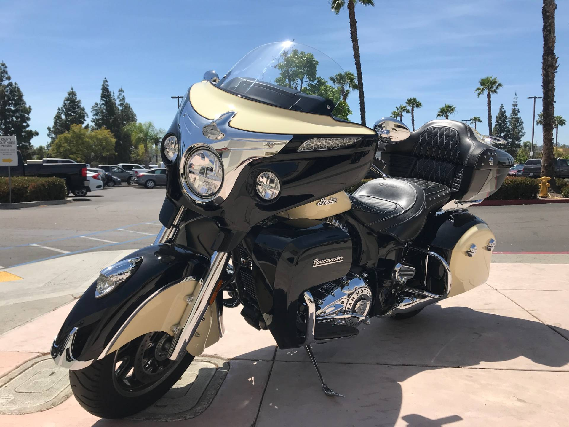 2017 Indian Roadmaster® in EL Cajon, California