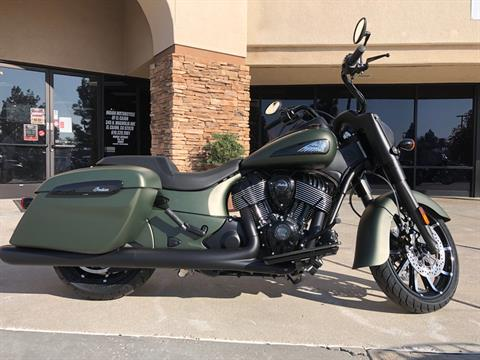 2020 Indian Springfield® Dark Horse® in EL Cajon, California - Photo 1