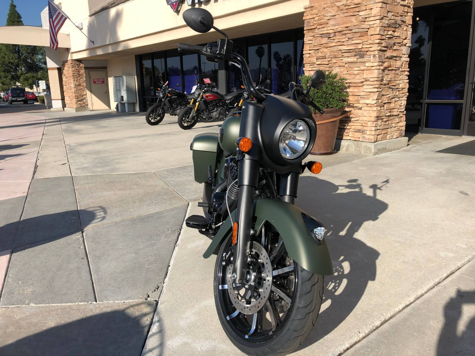 2020 Indian Springfield® Dark Horse® in EL Cajon, California - Photo 4